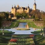 Schweriner Schlossgarten 2009