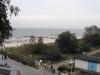 Ausblick zur Ostsee vom Hotelzimmer