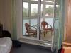 unser Zimmer im Strandhotel