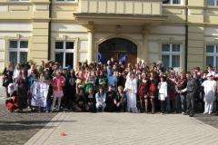 Abi 2009 - Letzter Schultag - Goethe- Gymnasium Demmin - 04.05.2009