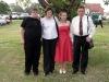 Henning, Maria, Heide und Dieter