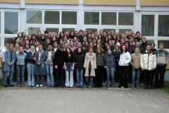 Abschlussklasse 2002 Goethe-Gymnasium Demmin