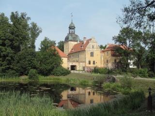 Schloss Lielstraupe in Lettland