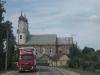 in Litauen auf dem Weg nach Siauliai