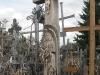"""Berg der Kreuze"" bei Siauliai"