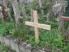 """unser Demminer Kreuz auf dem """"Berg der Kreuze"""" bei Siauliai"""