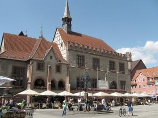 Rathaus Göttingen