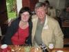 Hans- Dieter Bochnik aus Kanada und ich in Gatschow