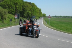 Bikertreffen Malchin am 02.05.2009