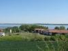 Blick auf die Kolping Ferienstätte in Salem am Kummerower See