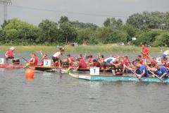 Drachenboot-Cup Neubrandenburg - 15.06.2013
