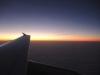 Flug von Berlin nach Frankfurt/ Main