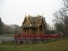 Chinesiches Haus in Hagenbeck's Tierpark