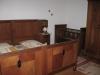 Schlafzimmer im Ferienhaus auf dem Volmer's Hof der Familie Fastenau bei Walsrode