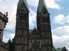 der St. Petri- Dom in Bremen