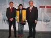Ronald Reagan, ich und Helmut Kohl