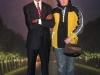 Barack Obama und ich