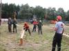 Waldarbeitermeisterschaft im Sägen