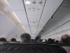 im Flugzeug nach München