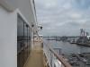 auf der Color Fantasy im Kieler Hafen
