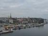 Blick auf Kiel von der Color Fantasy