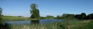 Panorama Teich bei Krusemarkshagen
