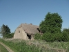 verfallenes Haus bei Krusemarkshagen