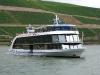 Schiff in Bingen am Rhein