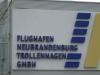 Flughafen Neubrandenburg/ Trollenhagen