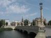 Brücke am Schweriner Schloss