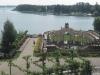 Blick aus dem Schweriner Schloss