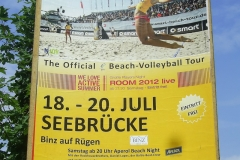Smart Beach Tour 2008 in Binz