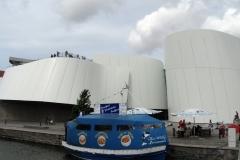 Stralsund Ozeaneum - 10.08.2011