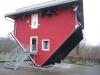 Haus Kopfüber in Putbus auf Rügen