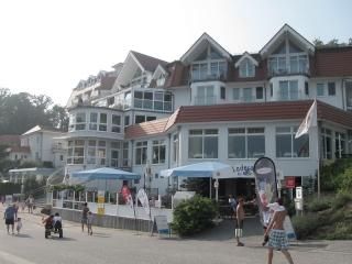 First Class Superior Strandhotel Seerose in Kölpinsee auf Usedom