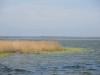 Blick auf Zinnowitz von Insel Görmitz