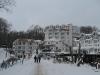 """Strandhotel """"Seerose"""" in Kölpinsee auf der Insel Usedom"""