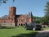 Wasserschloss Müggenburg mit meinem Fiat Punto