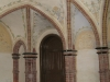 Kreuzgewölbe im Eingangsbereich