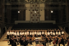 Weihnachtskonzert Vokalensemble Demmin - 19.12.2009