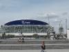 Brücken- Spreefahrt in Berlin - O2- World- Arena