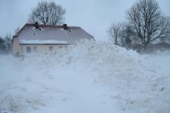 Winter Januar 2010 - Eingeschneit!