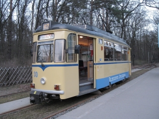 Woltersdorfer Straßenbahn
