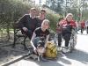 meine Eltern Diter und Sigrun Steinwehr, meine Schwester Heide Steinwehr, meine Oma Sieglinde Primus und mein Jack Russell Terrier Jacky